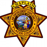 Placer County Law Enforcement Chaplaincy Badge